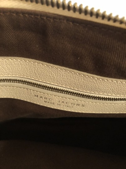 Marc Jacobs Satchel in White chiffon Image 9