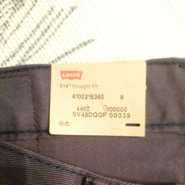 Levi's Straight Leg Jeans-Distressed Image 4