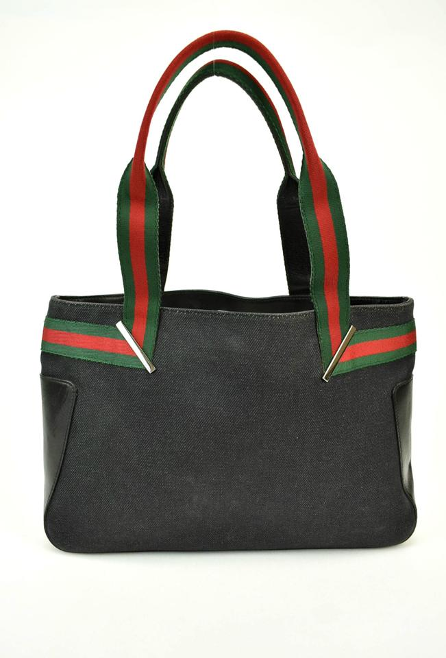 1c79158d61f429 Gucci Black Handbag With Stripe | Stanford Center for Opportunity ...