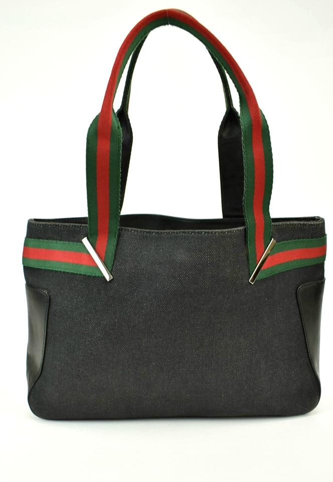 935b742454a4 Gucci Black Handbag With Stripe | Stanford Center for Opportunity ...