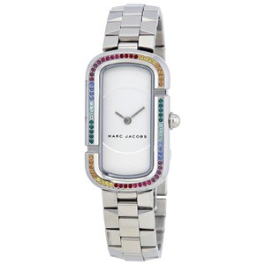 Marc Jacobs NWT The Jacobs Stainless-Steel Two-Hand Watch MJ3534