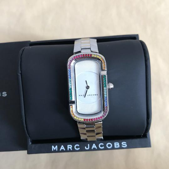 Marc Jacobs NWT The Jacobs Stainless-Steel Two-Hand Watch MJ3534 Image 1