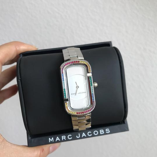 Marc Jacobs NWT The Jacobs Stainless-Steel Two-Hand Watch MJ3534 Image 2