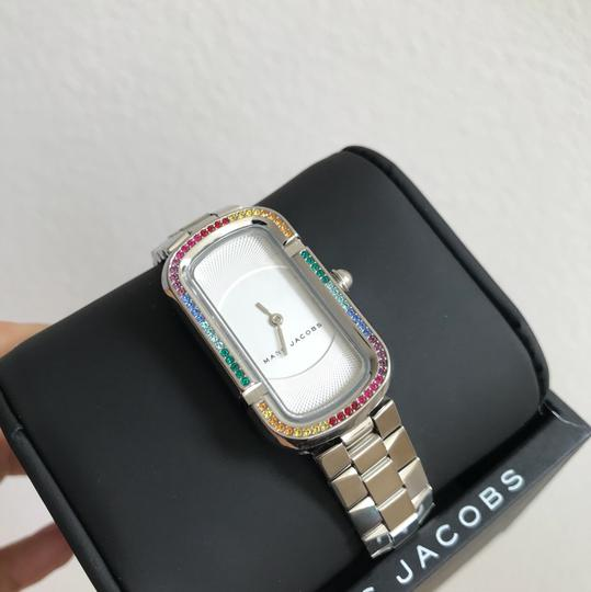 Marc Jacobs NWT The Jacobs Stainless-Steel Two-Hand Watch MJ3534 Image 3