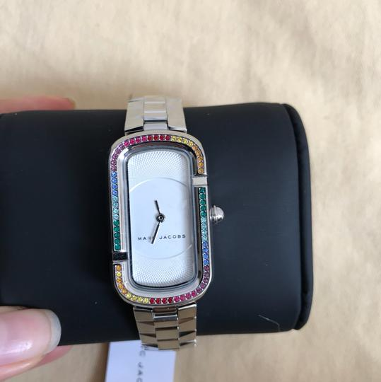Marc Jacobs NWT The Jacobs Stainless-Steel Two-Hand Watch MJ3534 Image 5