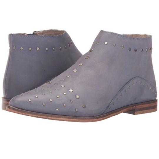 Free People Blue/Gray Boots Image 4