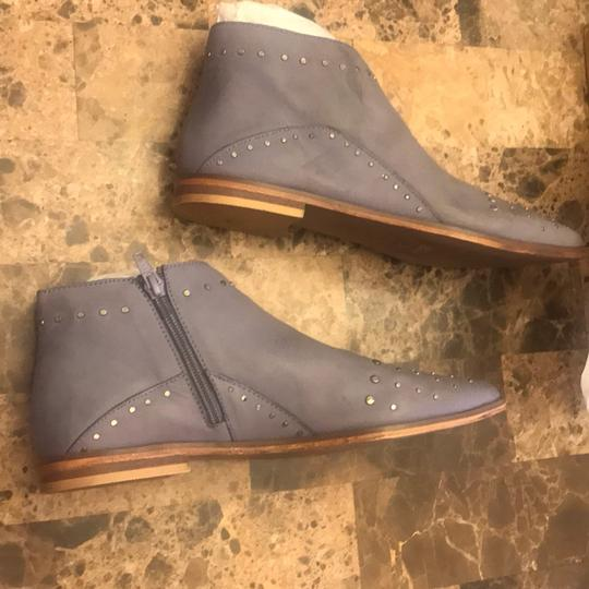 Free People Blue/Gray Boots Image 6