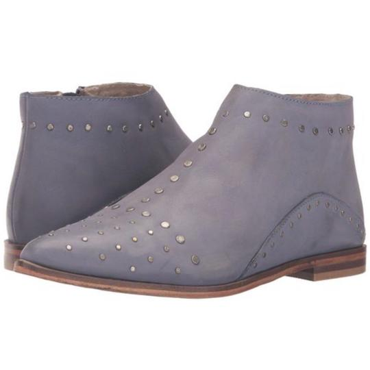 Free People blue/Gray Boots Image 2