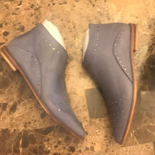 Free People blue/Gray Boots Image 3