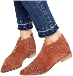 Free People terra cotta Boots