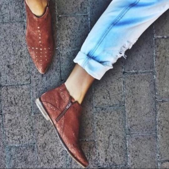 Free People terra cotta Boots Image 1