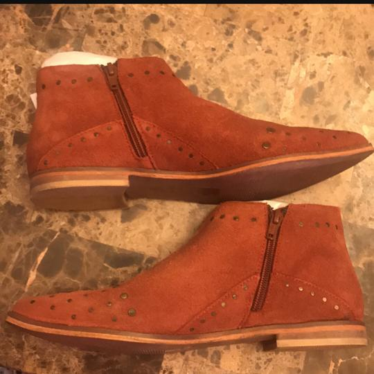 Free People terra cotta Boots Image 2