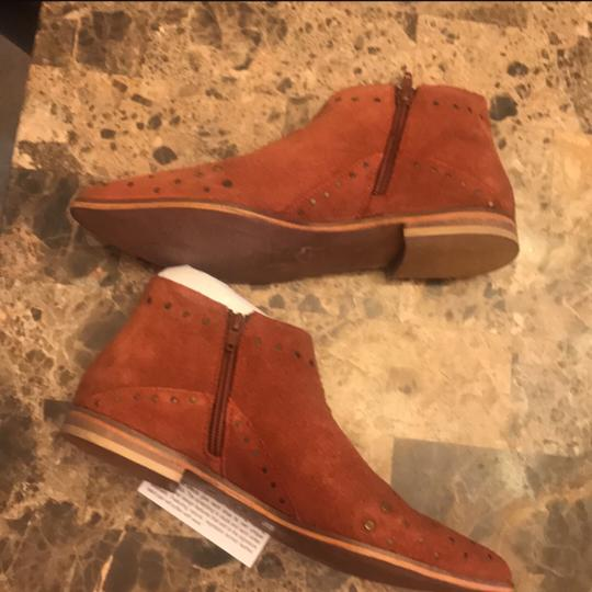 Free People terra cotta Boots Image 6