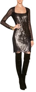 Emilio Pucci Tunic Leather Dolce & Gabbana Lurex Dress