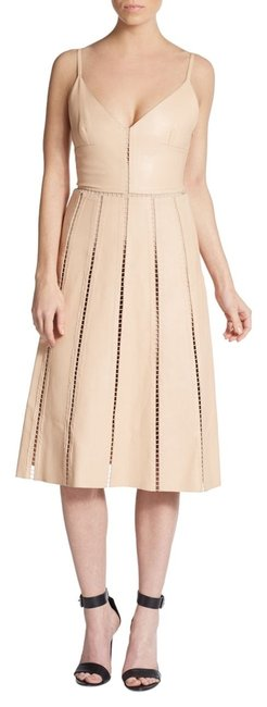 Preload https://item4.tradesy.com/images/valentino-beige-nude-leather-lattice-strapless-crochet-mid-length-cocktail-dress-size-6-s-2282238-0-0.jpg?width=400&height=650