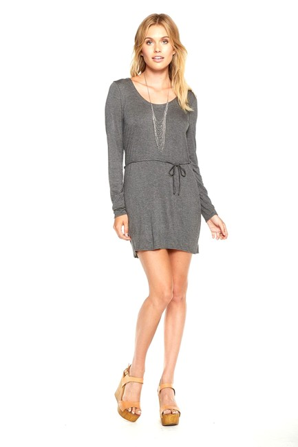 Chaser short dress grey on Tradesy Image 1