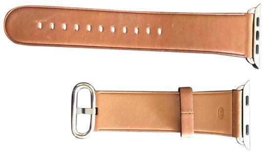 Preload https://img-static.tradesy.com/item/22822732/apple-brown-watch-leather-band-tech-accessory-0-1-540-540.jpg