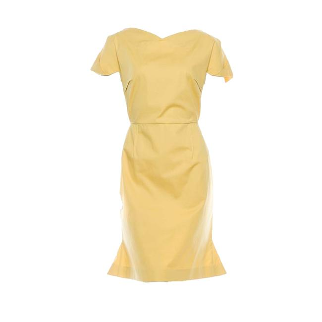 Preload https://img-static.tradesy.com/item/22822764/roland-mouret-light-yellow-structured-exposed-zipper-fluted-mid-length-workoffice-dress-size-10-m-0-1-650-650.jpg