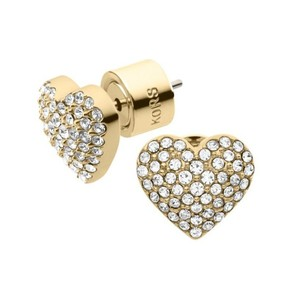 Michael Kors Michael Kors Pavé Heart Stud Earrings MKJ6318710
