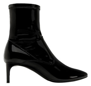 Zara Ankle Black Boots