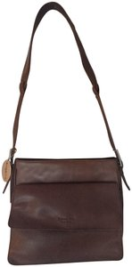 Kenneth Cole Ny New With Leather Shoulder Bag