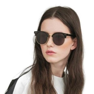 4f8ced0e63b Gold Gentle Monster Sunglasses - Up to 70% off at Tradesy