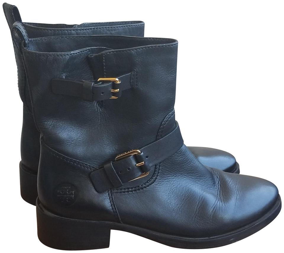 womens Tory Burch Boots/Booties Black Combat Boots/Booties Burch brand 1f1192