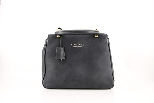 Burberry Tote in * Black Image 3