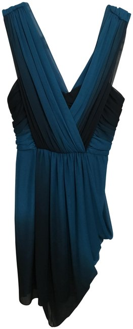 Preload https://img-static.tradesy.com/item/22823778/max-and-cleo-blue-gently-used-draped-short-cocktail-dress-size-2-xs-0-1-650-650.jpg