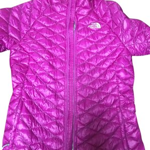 The North Face rose purple Jacket