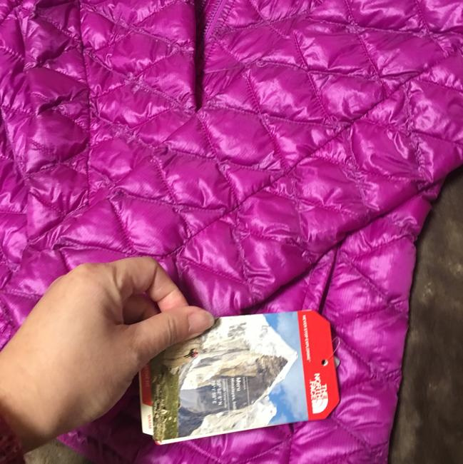 The North Face rose purple Jacket Image 3