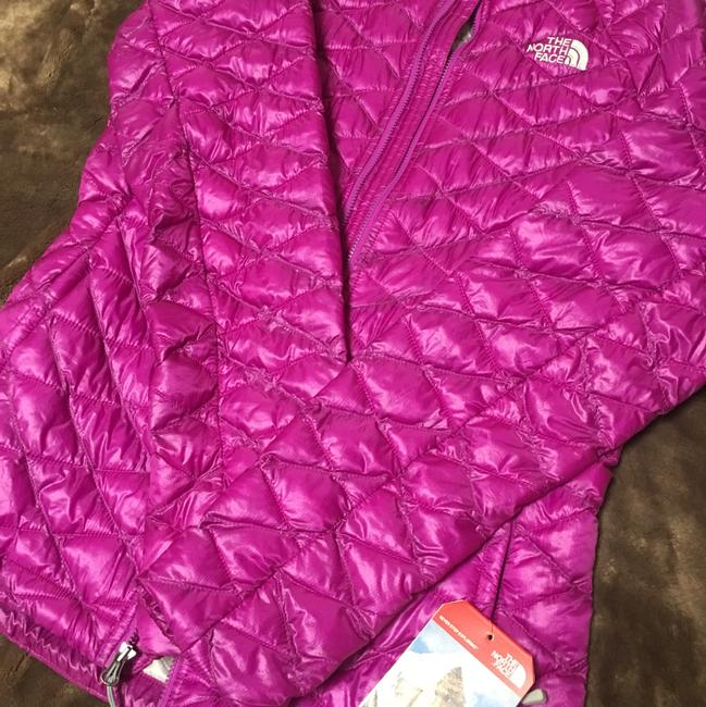 The North Face rose purple Jacket Image 4