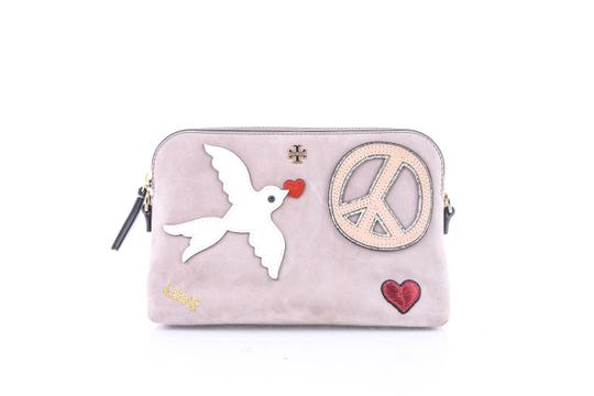 Preload https://img-static.tradesy.com/item/22823843/tory-burch-peace-embellished-mini-french-grey-cross-body-bag-0-0-540-540.jpg