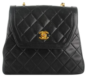 Chanel Vintage Tzoid Burgandy Interior Mania Shoulder Bag