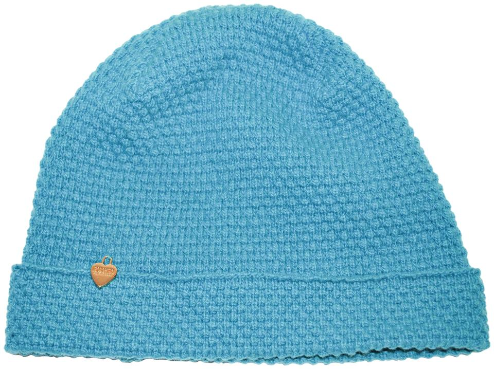 Moschino Blue Cheap and Chic Green Knitted Women Warm Winter Hat ... 040a7e69b0c