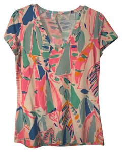 Lilly Pulitzer T Shirt Multi