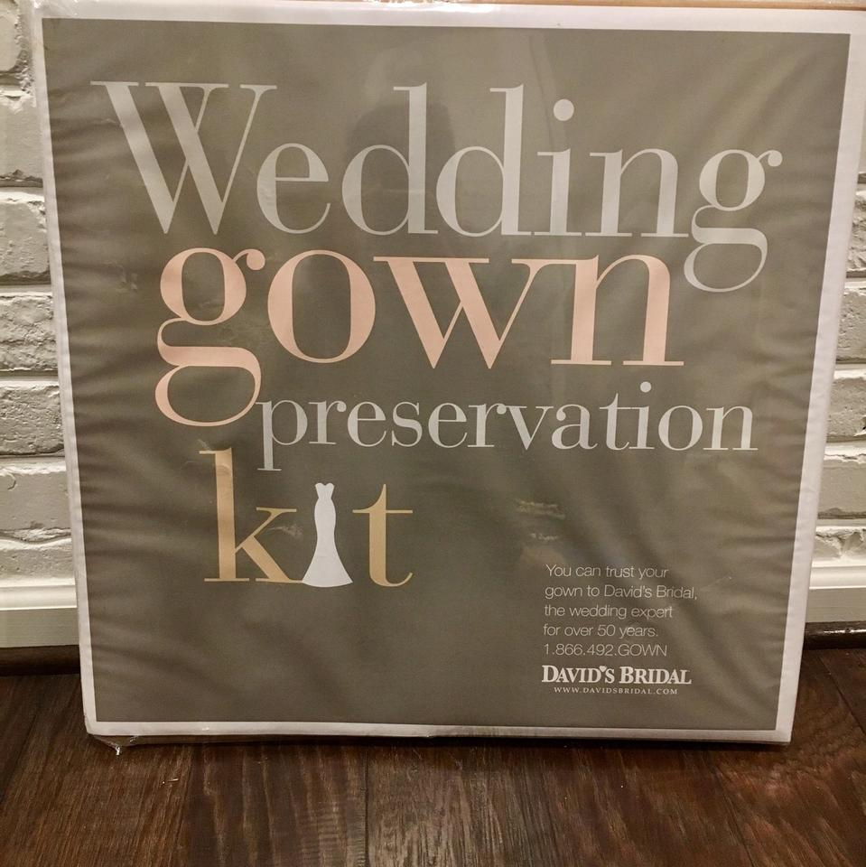 David\'s Bridal Gown Preservation Kit - Tradesy