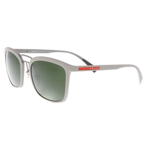 Prada Prada Gray Aviator Sunglasses