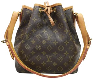 Louis Vuitton Lv Pm Canvas Shoulder Bag