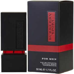 "Burberry BURBERRY SPORT 1.7 OZ/50 ML EDT MEN REGULAR,NEW.""DISCONTINUED"""