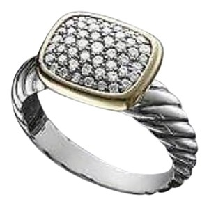 David Yurman David Yurman Noblesse Ring with Diamonds with Gold