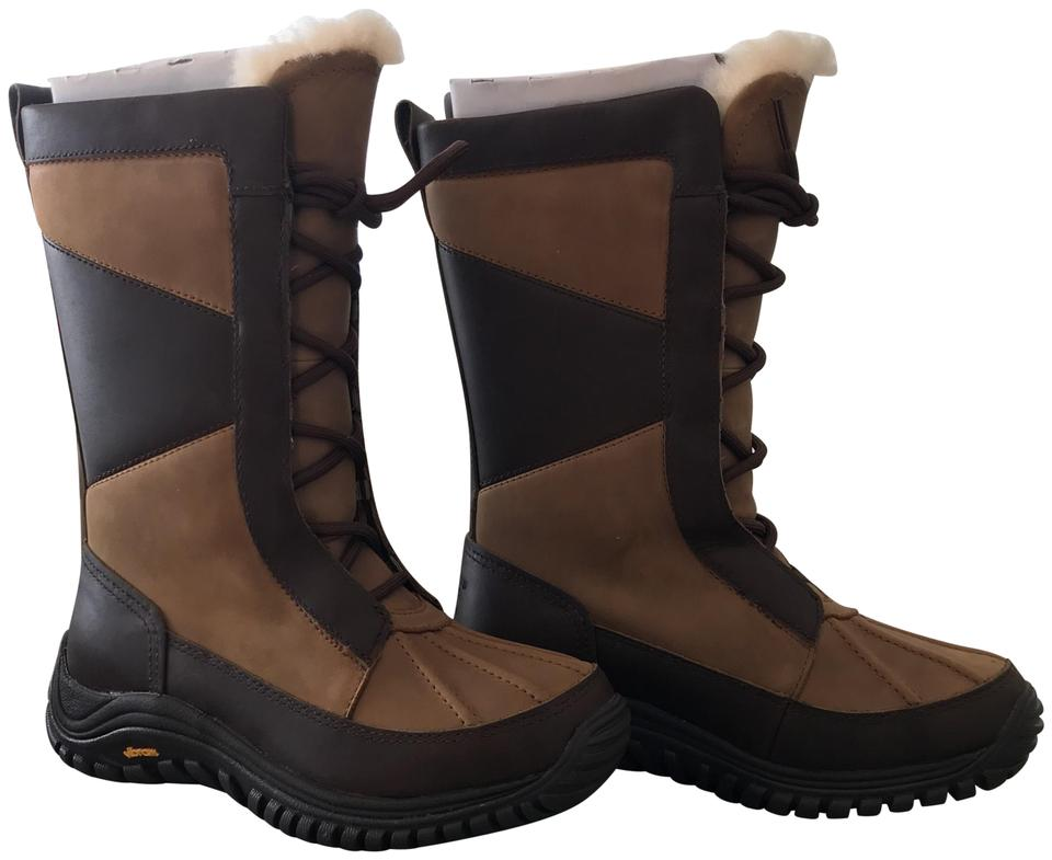 1c16d49b5d6 UGG Australia Tan Brown Mixon Waterproof Snow Boots/Booties Size US 5  Regular (M, B) 56% off retail