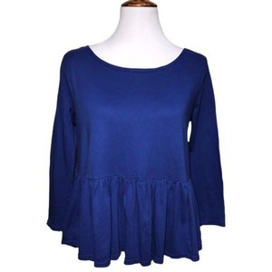 0fc975ce95 Blue Free People Tee Shirts - Up to 70% off a Tradesy (Page 2)