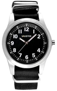 Other Unlisted Male Casual Watch UL1288 Black Analog