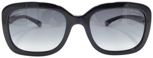 Chanel Signature Square Quilted Polarized Sunglasses 5329 501/S8
