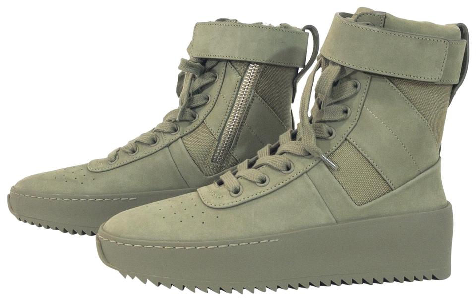 8c40e891d076 Fear of God Military Green Sneaker - - Hi-top Sneakers Sneakers Size ...