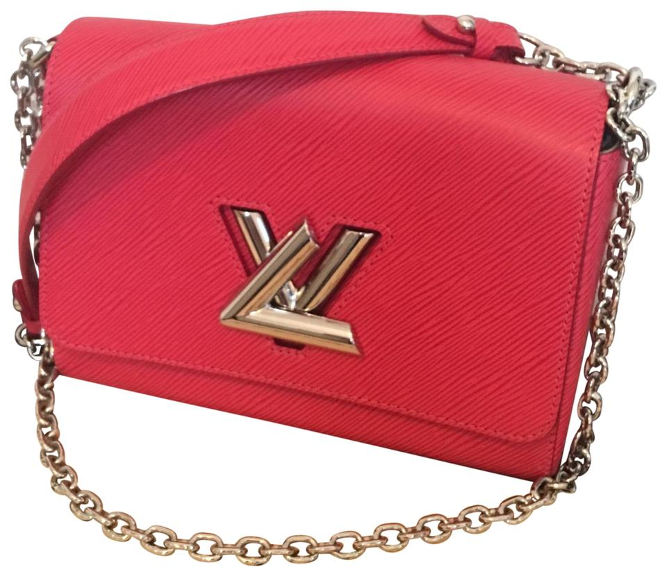 10adc93eb4d7 Louis Vuitton Twist Mm Epi Leather Chain Shoulder Bag - Tradesy