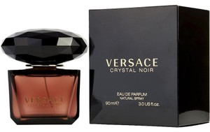 Versace VERSACE CRYSTAL NOIR 3.0 oz/90 ml EDT Spray Woman,New.