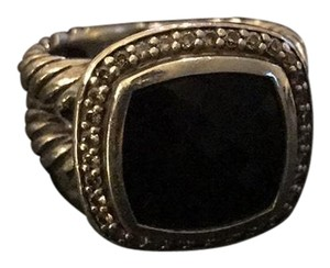 David Yurman David Yurman Black Onyx 11mm Albion Ring