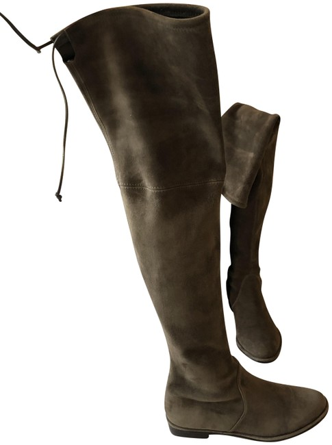 Item - Military Green Lowland Boots/Booties Size US 7 Regular (M, B)